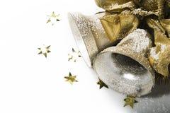 Χριστούγεννα κουδουνιών Στοκ Φωτογραφίες