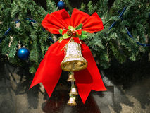 Χριστούγεννα κουδουνιών Στοκ φωτογραφία με δικαίωμα ελεύθερης χρήσης