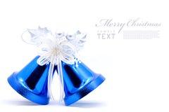 Χριστούγεννα κουδουνι Στοκ εικόνες με δικαίωμα ελεύθερης χρήσης