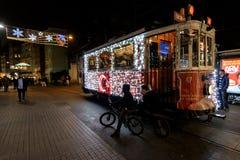 Χριστούγεννα Κωνσταντιν&omi Στοκ εικόνα με δικαίωμα ελεύθερης χρήσης
