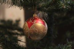 Χριστούγεννα μαγικά Στοκ Εικόνες