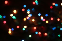 Χριστούγεννα μαγικά Στοκ Εικόνα