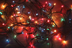 Χριστούγεννα μαγικά Στοκ φωτογραφία με δικαίωμα ελεύθερης χρήσης