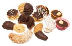 Χριστούγεννα μπισκότων Στοκ Εικόνες