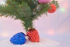 Χριστούγεννα μπιχλιμπιδιών στοκ φωτογραφία με δικαίωμα ελεύθερης χρήσης