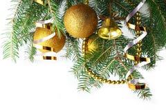 Χριστούγεννα μπιχλιμπιδι Στοκ Φωτογραφία