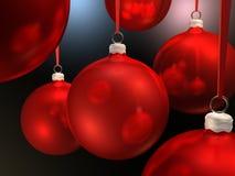 Χριστούγεννα μπιχλιμπιδι Στοκ εικόνες με δικαίωμα ελεύθερης χρήσης