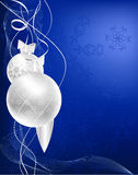 Χριστούγεννα μπιχλιμπιδι απεικόνιση αποθεμάτων