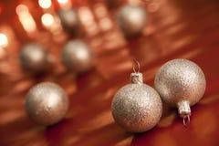 Χριστούγεννα μπιχλιμπιδ&iota Στοκ Φωτογραφία