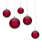 Χριστούγεννα μπιχλιμπιδι Στοκ φωτογραφίες με δικαίωμα ελεύθερης χρήσης
