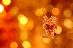 Χριστούγεννα μποτών Στοκ Εικόνες