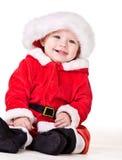 Χριστούγεννα μωρών Στοκ εικόνες με δικαίωμα ελεύθερης χρήσης