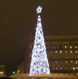 Χριστούγεννα Μόσχα Στοκ φωτογραφίες με δικαίωμα ελεύθερης χρήσης