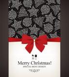 Χριστούγεννα & νέο έτος απεικόνιση αποθεμάτων