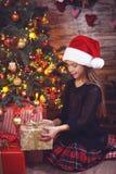 Χριστούγεννα νεράιδων Στοκ Εικόνα