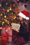 Χριστούγεννα νεράιδων Στοκ Φωτογραφία