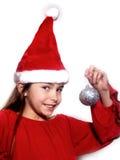 Χριστούγεννα παιδικής ηλ Στοκ εικόνες με δικαίωμα ελεύθερης χρήσης