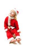 Χριστούγεννα παιδιών στοκ εικόνες