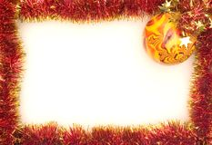 Χριστούγεννα πλαισίων Στοκ Φωτογραφίες