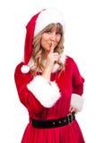 Χριστούγεννα που κάνουν sh Στοκ φωτογραφίες με δικαίωμα ελεύθερης χρήσης