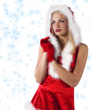 Χριστούγεννα που χτυπούν Στοκ φωτογραφία με δικαίωμα ελεύθερης χρήσης