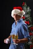 Χριστούγεννα ρομαντικά στοκ φωτογραφία με δικαίωμα ελεύθερης χρήσης