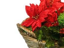 Χριστούγεννα ρύθμισης στοκ εικόνα