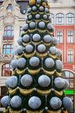 Χριστούγεννα σε Wroclaw, Πολωνία Στοκ Φωτογραφία