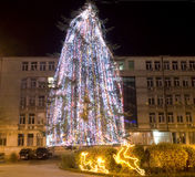 Χριστούγεννα στη Βάρνα Στοκ Εικόνες