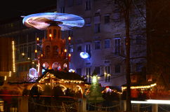 Χριστούγεννα στη Γερμανία Στοκ Φωτογραφίες