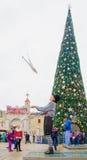 Χριστούγεννα στη Ναζαρέτ Στοκ εικόνες με δικαίωμα ελεύθερης χρήσης