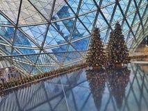 Χριστούγεννα στη Φρανκφούρτη Στοκ Εικόνες