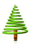 Χριστούγεννα στροβίλου Στοκ φωτογραφία με δικαίωμα ελεύθερης χρήσης