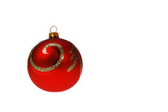 Χριστούγεννα σφαιρών Στοκ Εικόνες