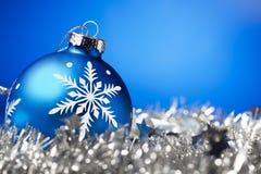 Χριστούγεννα σφαιρών Στοκ Φωτογραφίες