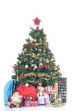 Χριστούγεννα σχολικών δ&iota Στοκ εικόνα με δικαίωμα ελεύθερης χρήσης
