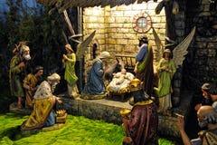 Χριστούγεννα της Βηθλεέμ Στοκ Εικόνες