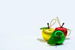 Χριστούγεννα της Apple Στοκ φωτογραφίες με δικαίωμα ελεύθερης χρήσης