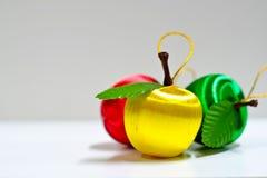 Χριστούγεννα της Apple Στοκ Φωτογραφία