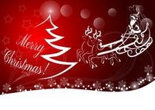 Χριστούγεννα, υπόβαθρο διακοπών, Διανυσματική απεικόνιση