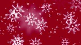 Χριστούγεννα χρονικού χιονιού Χριστουγέννων διανυσματική απεικόνιση