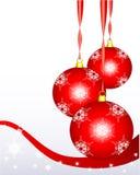 Χριστούγεννα 04 ανασκόπηση&si Στοκ Εικόνες