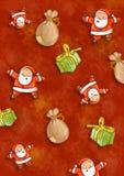 Χριστούγεννα 08 απεικόνιση& διανυσματική απεικόνιση