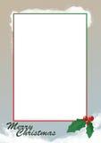 Χριστούγεννα 10 καρτών απεικόνιση αποθεμάτων
