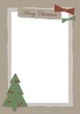 Χριστούγεννα 13 καρτών απεικόνιση αποθεμάτων