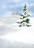 Χριστούγεννα 14 απεικόνισης διανυσματική απεικόνιση
