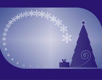 Χριστούγεννα 16 ανασκόπησης ελεύθερη απεικόνιση δικαιώματος