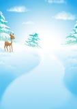 Χριστούγεννα 17 απεικόνισης ελεύθερη απεικόνιση δικαιώματος
