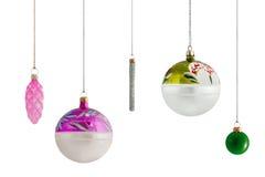 Χριστούγεννα 2 ανάμεικτα μ&pi Στοκ φωτογραφίες με δικαίωμα ελεύθερης χρήσης