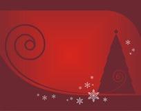 Χριστούγεννα 2 ανασκόπησης ελεύθερη απεικόνιση δικαιώματος
